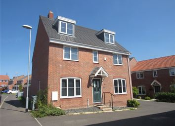 Thumbnail 5 bed detached house to rent in First Oak Drive, Clipstone, Nottinghamshire
