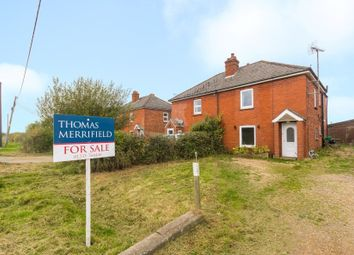 Thumbnail 3 bed semi-detached house for sale in Steventon Road, East Hanney, Wantage