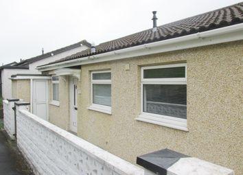Thumbnail 2 bed terraced bungalow for sale in Tan Y Bryn, Rhymney, Tredegar