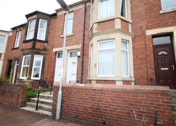 Thumbnail 2 bed flat to rent in 407 Brighton Road, Gateshead