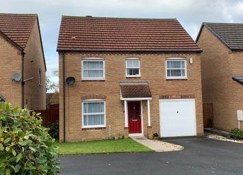 Thumbnail 4 bed detached house for sale in Ewehurst Road, Dipton, Stanley