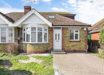 Thumbnail 3 bed semi-detached bungalow for sale in Newington Road, Ramsgate, Kent