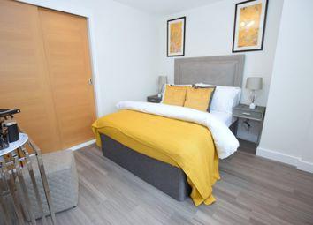 Thumbnail 2 bed flat for sale in Fleet Road, Fleet