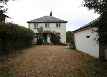 Thumbnail 4 bed detached house for sale in Brewers End, Takeley, Bishop's Stortford