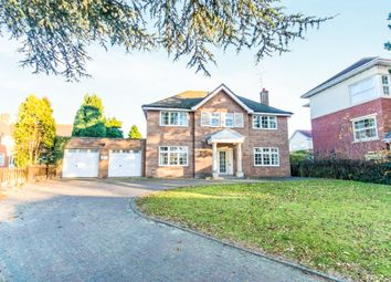Thumbnail 4 bed detached house for sale in New Beacon Road, Grantham