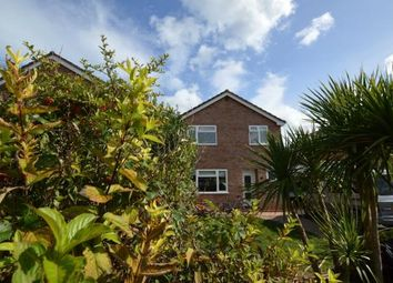 Thumbnail 3 bed detached house for sale in Huntham Close, Stoke St. Gregory, Taunton, Somerset