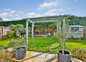 Thumbnail 3 bed bungalow for sale in Elim Court Gardens, Crowborough, East Sussex