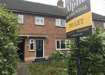 Thumbnail 4 bed property to rent in Magna Road, Englefield Green, Egham