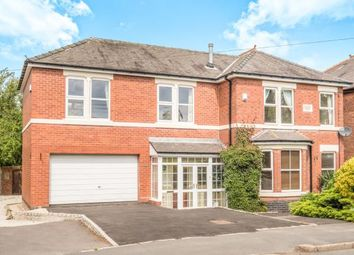 Thumbnail 5 bed detached house for sale in Locko Road, Spondon, Derby, Derbyshire