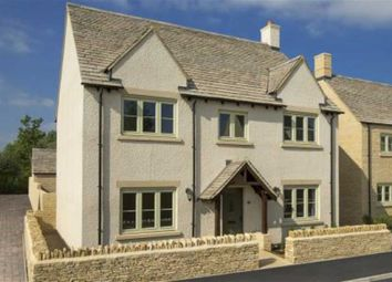 Thumbnail 4 bed detached house for sale in Ferrers Park, Lechlade, Gloucestershire