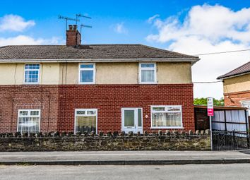 Thumbnail 3 bed semi-detached house for sale in Markham Crescent, Staveley, Chesterfield
