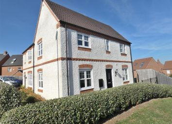 Thumbnail 3 bed semi-detached house for sale in Spitfire Road, Castle Donington, Derby