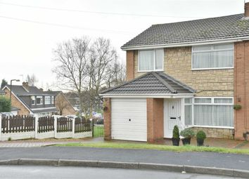Thumbnail 3 bed semi-detached house for sale in Colwyn Drive, Hindley Green, Wigan