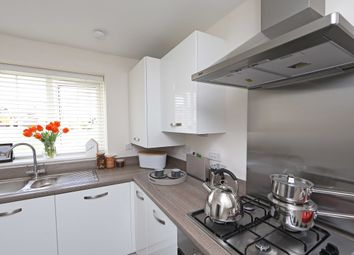 Thumbnail 2 bed semi-detached house for sale in The Dane, Shaw Close Off Bromley Road, Congleton, Staffordshire