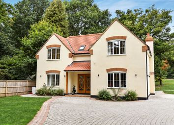 Thumbnail 4 bed detached house for sale in Ravenswood Avenue, Crowthorne, Berkshire