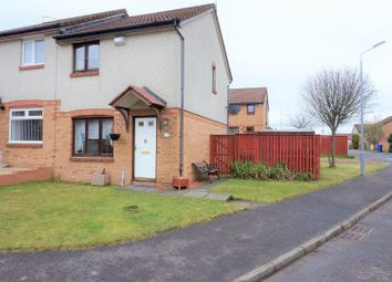 Thumbnail 2 bed semi-detached house for sale in Oronsay Place, Glasgow