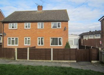 Thumbnail 3 bedroom semi-detached house for sale in Worcester Road, Shrewsbury
