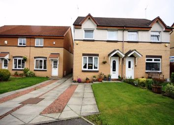 Thumbnail 4 bed semi-detached house for sale in Woodville Court, Broxburn