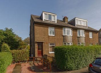 Thumbnail 3 bed maisonette for sale in 42 Broomlea Crescent, Edinburgh