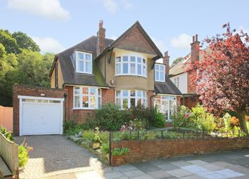 Thumbnail 4 bed detached house for sale in Lanchester Road, London