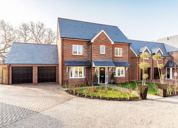 Thumbnail 5 bed detached house for sale in Long Copse Lane, Emsworth