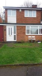 Thumbnail 3 bedroom semi-detached house to rent in Baccara Grove, Bletchley