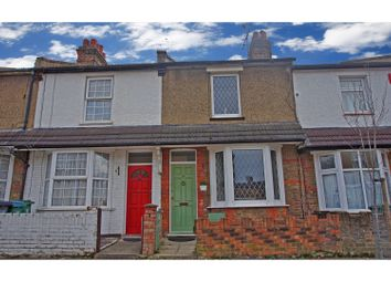 Thumbnail 3 bed terraced house for sale in Tucker Street, Watford