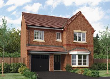 "Thumbnail 4 bedroom detached house for sale in ""Whitwell"" at Park Lane, Castle Donington, Derby"