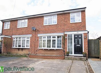 Thumbnail 4 bed semi-detached house for sale in Varney Close, Cheshunt, Waltham Cross