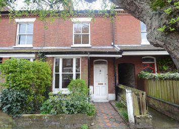 Thumbnail 2 bedroom terraced house for sale in Muriel Road, Norwich