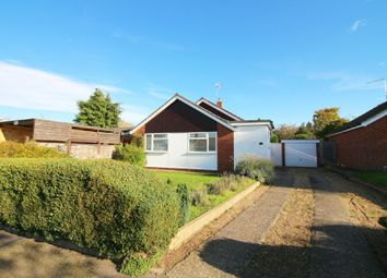 Thumbnail 2 bedroom detached bungalow for sale in Wilton Crescent, Hertford