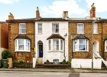 Thumbnail 3 bed terraced house for sale in Denzil Road, Guildford, Surrey