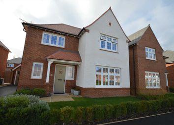Thumbnail 4 bed detached house for sale in Leamington Road, Little Sutton, Ellesmere Port