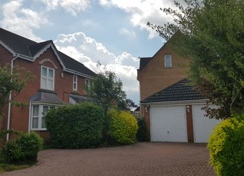 Thumbnail 4 bed detached house for sale in Springfield Road, Rushden