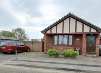 Thumbnail 2 bed detached bungalow for sale in Gafzelle Drive, Canvey Island