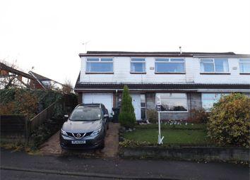 Thumbnail 4 bedroom semi-detached house for sale in Bridge Bank Road, Littleborough, Lancashire