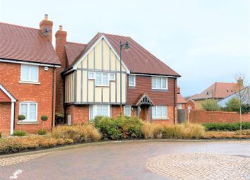 4 bed detached house for sale in Beacon Avenue, Kings Hill, West Malling ME19