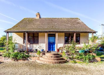Thumbnail 2 bedroom detached bungalow for sale in Main Street, Chaddleworth, Newbury, Berkshire