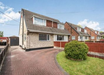 Thumbnail 3 bedroom semi-detached house for sale in Goms Mill Road, Longton, Stoke-On-Trent