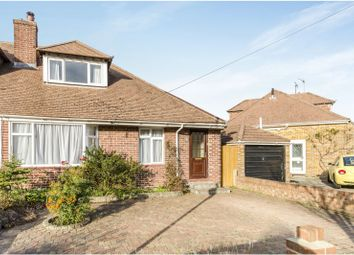 Thumbnail 3 bed bungalow to rent in Mill Road, Fareham