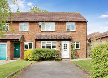 Thumbnail 3 bedroom end terrace house for sale in Atherton Place, Lambourn, Hungerford