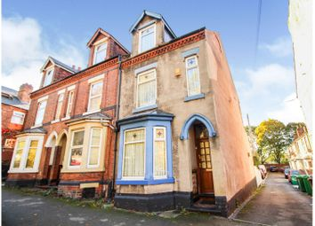 Thumbnail 3 bed end terrace house for sale in St. Stephens Road, Sneinton