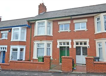 Thumbnail 4 bed terraced house to rent in Rhigos Gardens, Cathays, Cardiff