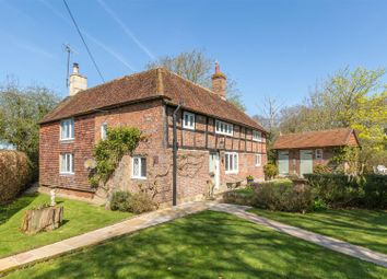 Thumbnail 3 bed detached house for sale in Lower Road, Herstmonceux, Hailsham
