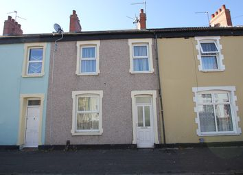 Thumbnail 3 bedroom terraced house to rent in Amherst Street, Cardiff