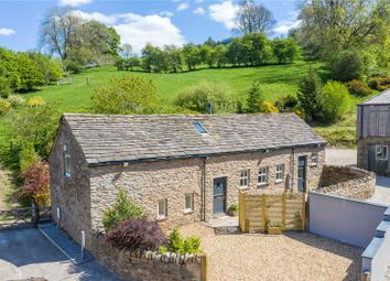 Thumbnail 3 bed detached house for sale in Sutton, Macclesfield, Cheshire