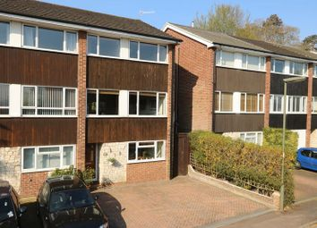 Thumbnail 3 bed terraced house to rent in Hall Close, Godalming