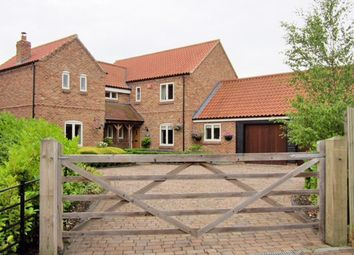 Thumbnail 5 bed detached house for sale in New House Covert, Knapton, York
