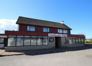 Thumbnail Commercial property for sale in Carisbrooke Hotel, Drumduan Road, Forres, Moray