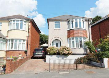 Thumbnail 3 bedroom detached house for sale in Beechcroft Road, Newport